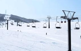 スキー場工事